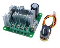 15А ШИМ контроллер скорости двигателя постоянного тока 6 - 90 в