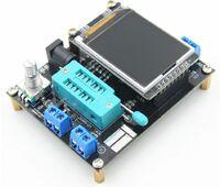 GM 328A тестер транзисторов, измеритель ёмкости, ESR, напряжения. Генератор частоты.