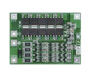 BMS модуль заряда 4S Li-ion 18650 с током 40A и балансировкой