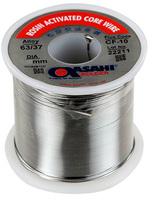 Припой оловянно-свинцовый ПОС-63, ASAHI Sn63/Pb37 CF-10, 0,8 мм