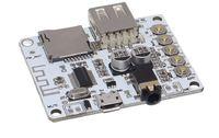Модуль MP3, AUX,USB,TF, Bluetooth с FM радио