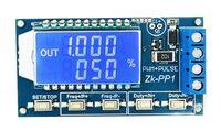 Генератор сигналов 1гц - 150 КГц с двойным режимом 1CH,  ЖК-дисплей