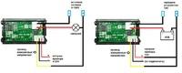 Схемы подключения вольтамперметра DC 100V 10A