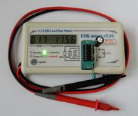 """Измеритель емкости и ESR """"ESR-micro v5.0S+"""""""