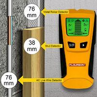 Детектор скрытой проводки, металла и дерева мультисканер ТН210