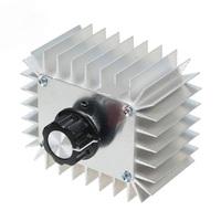 5000 Вт регулятор мощности АС220V регулятор яркости света , контроллер скорости мотора