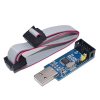 AVR программатор USBASP ATMEGA8 ATMEGA128 ATtiny/CAN/PWM