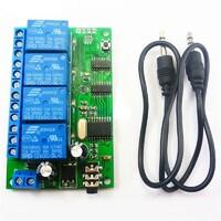 DTMF переключатель с дистанционным управлением для умного дома