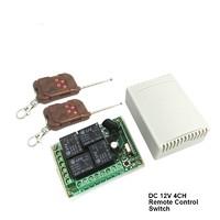 Дистанционное управление 4 CH  DC 12V 433 МГц