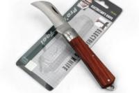 PD-994 Pro'sKit Нож электрика (лезвие 60мм сталь 2Cr13)