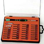 Набор бит часовых с рукояткой (33 предмета) Pro'sKit SD-9803