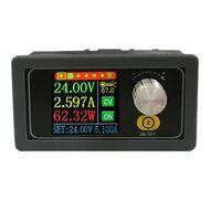 Блок питания Buck / Boost CC CV DC 0,6 - 36V, 5A модуль питания, лабораторный источник питания