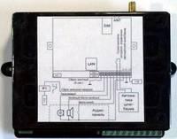 Переговорное устройство  IPGSM