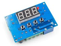 XH - W1315 высокотемпературный цифровой термостат с диапазоном -30 - +999 °