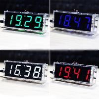 Конструктор - цифровые светодиодные часы