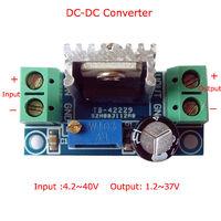 DC-DC понижающий линейный модуль 5 - 40 В до 3.3 - 24 В