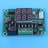 Двойной цифровой термостат XH-W1219 температуры DC12V контроллер