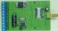 GSM охранный прибор SLX-3 без корпуса, с SMA-разъемом