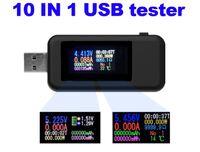 USB тестер 10 в 1 постоянного тока 4 - 30 В