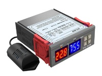 STC-3028 цифровой регулятор температуры и влажности AC 220V