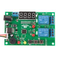 Цифровой интеллектуальный контроллер температуры и влажности