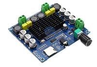 Усилитель мощности 2 х 50W c Bluetooth, TF card, AUX на TPA3116