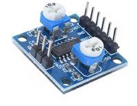 Стерео усилитель мощности 2х5Вт на  PAM8406 с подстроечными резисторами