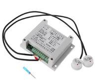 Бесконтактный регулятор высокого и низкого уровня жидкости с 2 датчиками