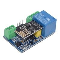 ESP8266 WiFi релейный модуль  для дистанционного управления умным домом с помощью телефонного приложения