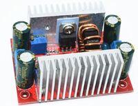 DC повышающий 15А модуль 8,5 - 50 В до 10 - 60 В
