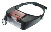 Очки увеличительные №81007A 2 LED