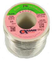Припой оловянно-медный ASAHI Sn99,3/Cu0,7, с флюсом CLF5013, 0,8мм