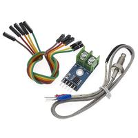 MAX6675 температурный модуль + термопара тип К