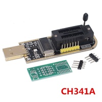 USB - программатор CH341A для микросхем 24 - 25 серий