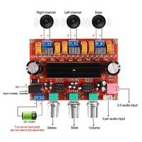 Усилитель 2 х 50 вт + сабвуфер 100 вт на TPA3116D2