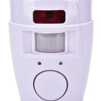 Беспроводной ИК датчик движения - автономная система охраны жилища, офиса и др.