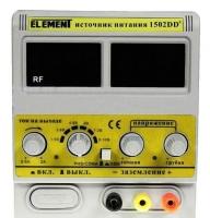 Лабораторный блок питания Element 1502DD+