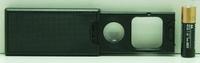 Лупа прямоугольная (1 лампа+ детектор) №9582
