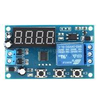 Реле времени / таймер Z7Y1 многофункциональный модуль управления