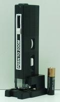 Микроскоп с подсветкой (1 лампа) №10085 (75017)