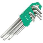 Набор ключей-шестигранников Pro'sKit HW-129B