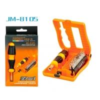Набор отверток Jakemy JM-8105 (27 в 1)