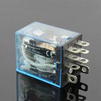 Реле OMRON  LY2NJ Voltage DC12 V двухпозиционный переключатель 10A (8PIN)