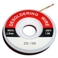 Оплётка ZD 180 ширина 3мм, длина 1.5м