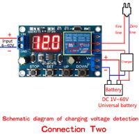 Модуль контроля перезаряда АКБ  DС 1V-30V с возможностью программирования.
