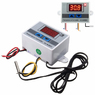 Терморегулятор в корпусе XH-W3001 220V 10A