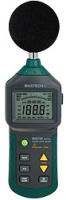 Цифровой измеритель уровня шума (шумомер)  Mastech MS6700